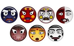 Korean masks